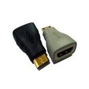 Unitek Adaptor miniHDMI M to HDMI F