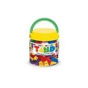 Brinquedo para Montar Tand 150 Peças Pote Toyster