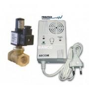 Primatech Secor 2000 detector de gaz si monoxid cu electrovana 3/4