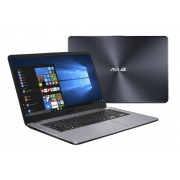"Asus X505BP-BR013, AMD Dual Core A9-9420 (up to 3.6GHz, 1MB) Лаптоп 15.6"""
