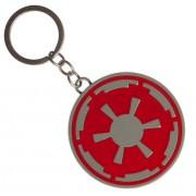 Bioworld Star Wars - AT-AT Walker Pilot Metal Keychain