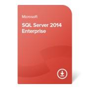 Microsoft SQL Server 2014 Enterprise, 7JQ-01013 електронен сертификат