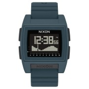 Nixon The Base Tide Pro Watch Dark Slate Dark Slate