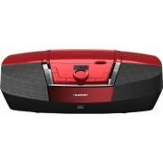 Microsistem audio Blaupunkt Boombox BB12RD CD Player Tuner FM USB 2x2W Red