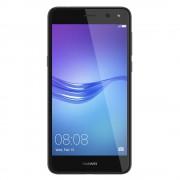 "Telefon mobil Huawei Y6 2017 Dual Sim 4G, 5"", RAM 2GB, Memorie 16GB, Camera 5MP/13MP, Grey"