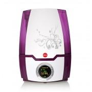Umidificator ultrasonic, Eldom NU5 Foggy, ionizare, temporizator, senzor de apa, silentios, display mare, capacitate 5.2L, 32W