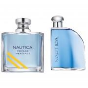 Nautica Blue + Nautica Heritage Eau de Toilette 100 ml