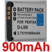 Batterie pour Toshiba Camileo SX500, SX900