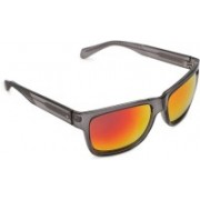 Fossil Wayfarer Sunglasses(Red)