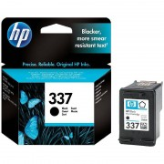 HP Original Tintenpatrone C9364EE (No.337), black HC