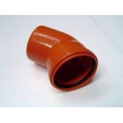 PVC KG ív 110-45°
