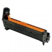 Italy's Cartridge TAMBURO C610C CIANO COMPATIBILE PER OKI C610 N, C610 DN, C610 DTN 20.000 pagine 44315107