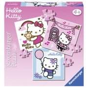 Puzzle hello kitty 3 buc in cutie 253649 piese