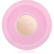 FOREO UFO™ mini 2 aparat sonic pentru accelerarea efectului măștilor de ten pachet pentru calatorie Pearl Pink