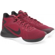 Nike ZOOM EVIDENCE Running Shoes(Maroon)