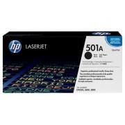 HP 501A Q6470A - Zwart