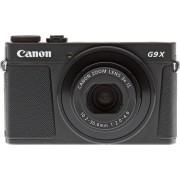 Digitalni fotoaparat Canon Powershot G9X, Crna