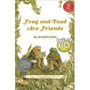 Frog and Toad Are Friends, Paperback/Arnold Lobel
