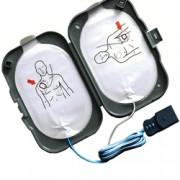 coppia piastre elettrodi monopaziente smart pad ii per defibrillatore