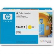 Тонер касета за Hewlett Packard Color LaserJet Yellow Print Cartridge CLJ CP4005 (CB402A)