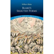 Blake's Selected Poems, Paperback