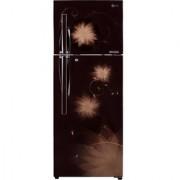 LG GL-T302RHSM 284 Litres Double Door Frost Free Refrigerator (Hazel Spring)
