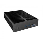 AKASA A-NUC41-M1B Akasa Intel NUC carcasa Newton D3, Fanless, Suport 2.5 HDD/SSD