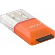 Card Reader Esperanza MicroSD EA134O Portocaliu