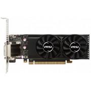 MSI Karta graficzna GeForce GTX 1050 2GT LP