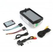 ER Alquiler De 7 Pulgadas De Pantalla TF Tarjeta Doule Din Bluetooth MP5 Player Audio Black -Negro