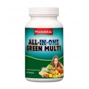 Pharmekal All In One Green Multivitamin 210 db