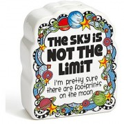 Enesco Suzy Toronto The Sky Is Not The Limit bank 6 In