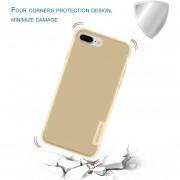 EH NILLKIN TPU Funda Para El IPhone 7 Plus Naturaleza Transparente Transparente Soft Cover - Broncearse