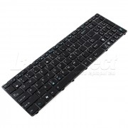 Tastatura Laptop Asus X55 varianta 2 cu rama + CADOU