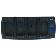 Honeywell - MX7391CHARGER Cargador de baterías para interior Negro cargador de batería
