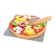 Le Toy Van - Tv279 - Jeu D'imitation - Cuisine - La Pizza