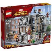Lego Marvel Super Heroes: Duelo en el Sancta Sanctorum (76108)