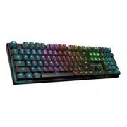 ROCCAT Suora FX - RGB Illuminated Frameless Mechanical Gaming Keyboard, Blue Switch