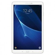 """Samsung Tablet Samsung Tab A Sm T580 10.1"""" 32 Gb Octa Core Wifi Bluetooth 8 Mp Android Refurbished Bianco"""