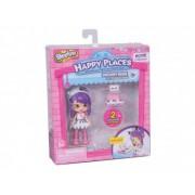 Happy Places Shopkins Series 1 cu papusa Dreamy Bear 56199