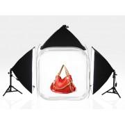 Zestaw do fotografii bezcieniowej LightBox 645™ Zestaw do fotografii produktowej