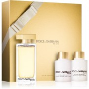 Dolce & Gabbana The One Eau de Toilette lote de regalo eau de toilette 100 ml + leche corporal 100 ml + gel de ducha 100 ml
