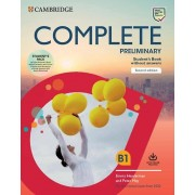 Complet Preliminary Students Book Pack SB wo Answers w Online Practice and WB wo Answers w Audio Download For the Revised Exam from 2020 par Peter ...