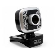 Вебкамера CBR CW 835M Silver
