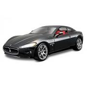 Bburago - 1/24 Maserati Gran Tourismo (Black)