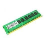 Transcend - DDR3 - 1 Go - DIMM 240 broches - 1333 MHz / PC3-10600 - CL9 - 1.5 V - mémoire enregistré - ECC