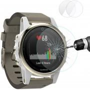 2 Pcs Enkay Hat Príncipe Para Garmin Fenix 5S Smart Watch 0.2mm 9h La Dureza De La Superficie 2.15d A Prueba De Explosion Tempered Glass Screen Film