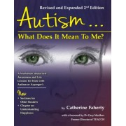 Autism: What Does It Mean to Me?: A Workbook Explaining Self Awareness and Life Lessons to the Child or Youth with High Functioning Autism or Asperger, Paperback