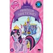 My Little Pony Fa cunostinta cu printesa prieteniei + Manusi