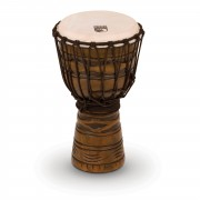 """Toca Percussion Origins Djembe TODJ-8AM, 8"""", African Mask #AM"""